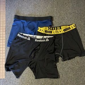 Pack of 3 performance underwear